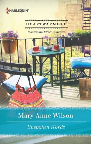 Unspoken Words Mary Anne Wilson