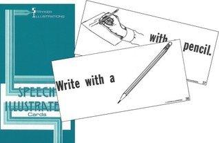 Speech Illustrated Cards- Set 1  by  Stephanie Stryker
