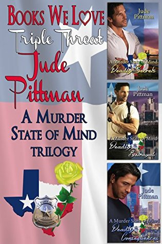 A Murder State of Mind Trilogy  by  Jude Pittman
