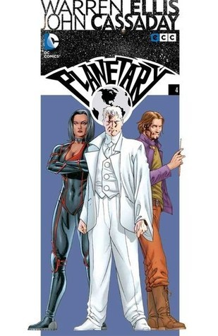 Planetary Volumen 4  by  Warren Ellis