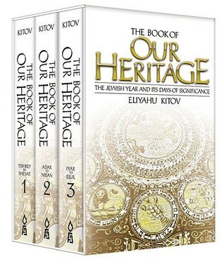 Book of Our Heritage  by  Eliyahu Kitov