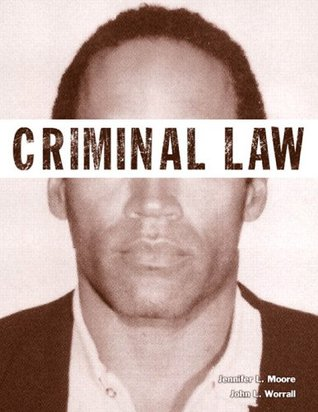 Criminal Law (Justice Series) Plus New Mycjlab with Pearson Etext -- Access Card Package Jennifer L. Moore