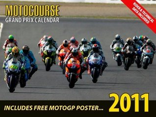 Motocourse Formula One 2010 Deluxe Wall Calendar  by  Crash Media Group Ltd