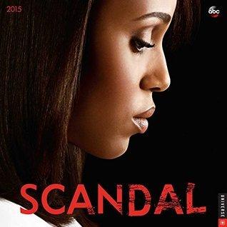 Scandal 2015 Wall Calendar  by  ABC Studios