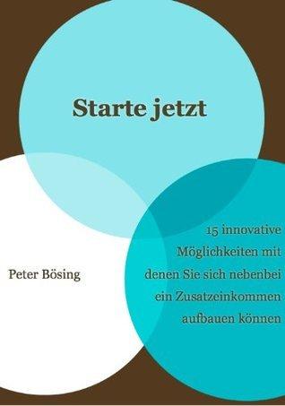 Starte jetzt Peter Bösing