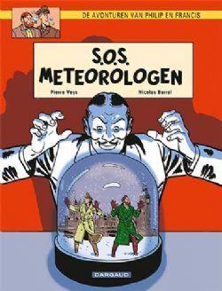 S.O.S. Meteorologen, (De avonturen van Philip en Francis, #3) Pierre Veys