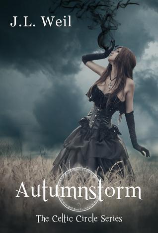 Autumnstorm (The Celtic Circle, #1) J.L. Weil