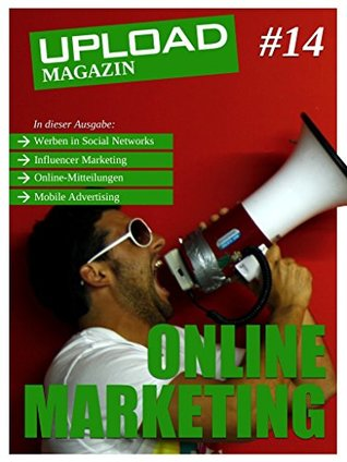 UPLOAD Magazin #14: Online Marketing Falk Hedemann