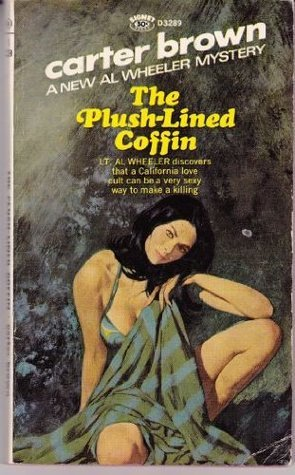 The Plush Lined Coffin Carter Brown