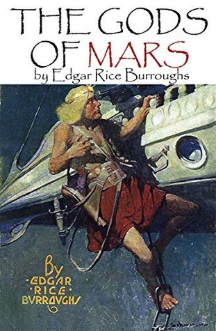 THE GODS OF MARS (Annotated) (Barsoom Book 2)  by  Edgar Rice Burroughs