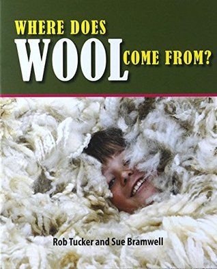Where Does Wool Come From Rob Tucker