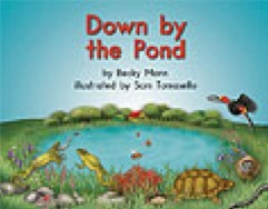 Down By the Pond  by  Becky Mann