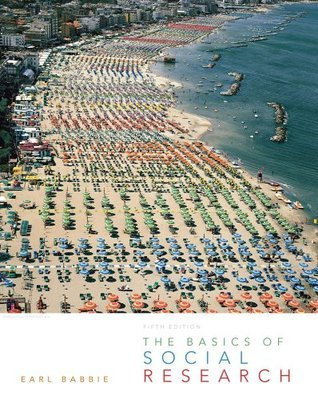 The Basics of Social Research (Available Titles CengageNOW)  by  Earl Robert Babbie