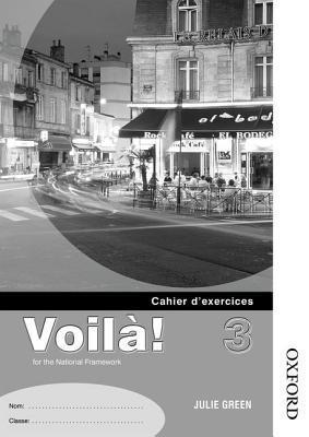 Voila! 3 Higher Workbook B Pack (X5)  by  Julie Green