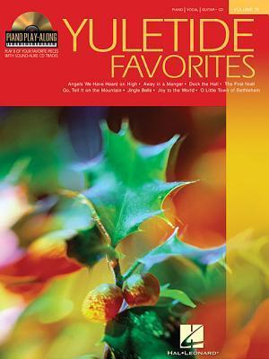 Yuletide Favorites: Piano Play-Along Volume 13  by  Hal Leonard Publishing Company