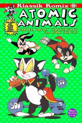Klassik Komix: Atomic Animals Mini Komix