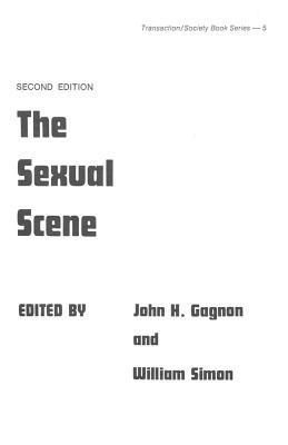 The Sexual Scene  by  John H. Gagnon