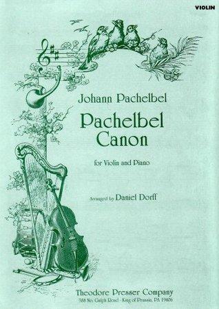 Pachelbel Canon, Violin and Piano  by  Pachelbel