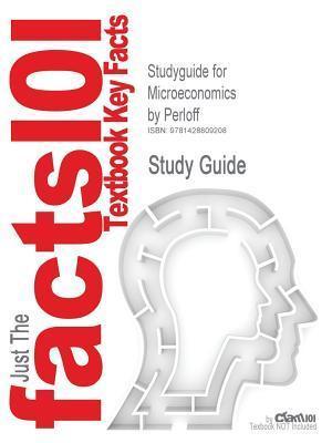 Microeconomics Cram101 Textbook Reviews