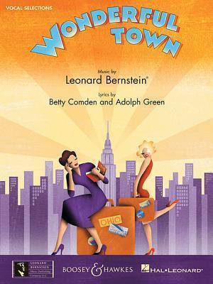 Wonderful Town Leonard Bernstein