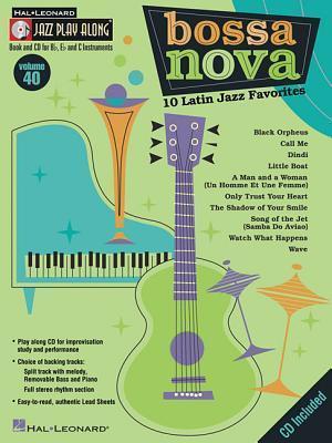 Bossa Nova: 10 Latin Jazz Favorites [With CD]  by  Mark Taylor