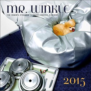 Mr. Winkle 2015 Wall Calendar: The Nudes, Volume 5, Hotel-Motel Edition Lara Jo Regan