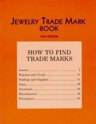 Jewelry Trade Mark Book  by  Keystone