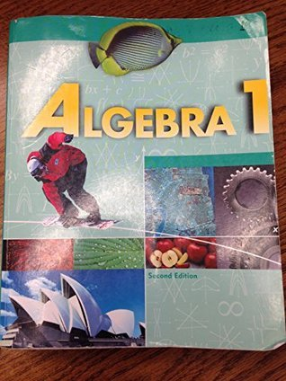 Algebra 1 Student Text  by  Ron Tagliapietra