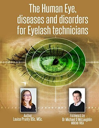 The Human Eye, diseases and disorders for Eyelash technicians. Louise Prunty