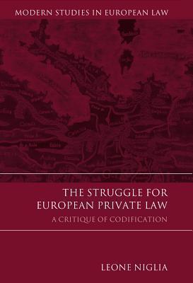 A Critique of Codification  by  Leone Niglia