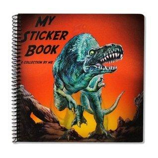 My Sticker Book: Dinosaur - Reusable Sticker Album  by  Sticker Solution