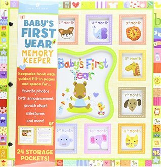 Babys First Year Gender Neutral Pocketful of Memories  by  Publications International