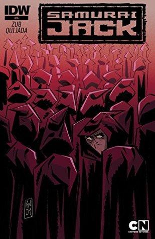 Samurai Jack #16  by  Jim Zub