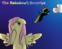 The Rainbows Surprise  by  SamRose
