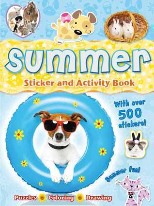 Summer Sticker and Activity Book  by  Honor Head