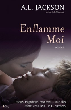 Enflamme-moi  (Closer to You, #2)  by  A.L. Jackson