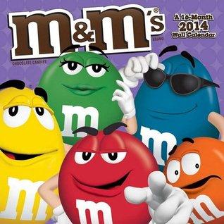 M&Ms 2014 Calendar  by  NOT A BOOK
