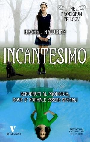 Incantesimo (Hex Hall, #1) Rachel Hawkins