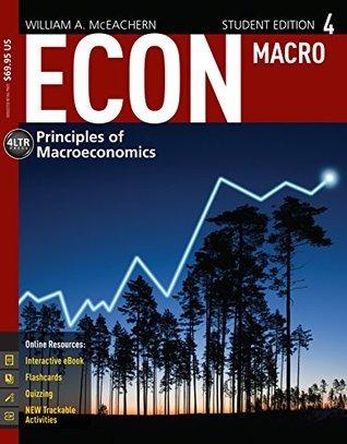 ECON Macroeconomics 4 William A. McEachern