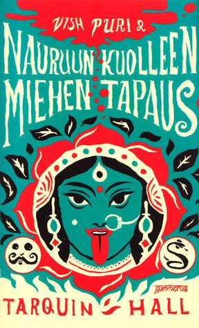 Vish Puri ja nauruun kuolleen miehen tapaus (Vish Puri, #2)  by  Tarquin Hall