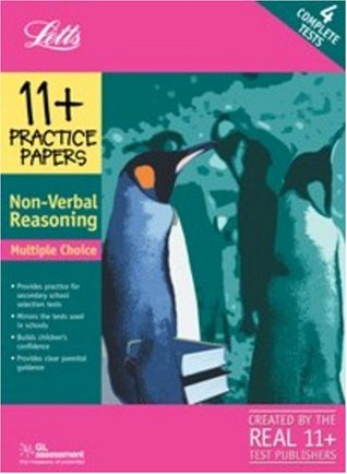 Multiple-Choice Non-Verbal Reasoning Pack: Contains 4 Tests - 11a, 11b, 11c, 11d  by  NFERNELSON