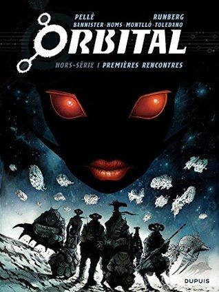 Orbital hors-série Sylvain Runberg