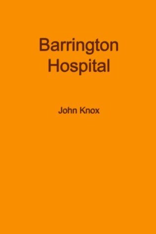 Barrington Hospital John  Knox