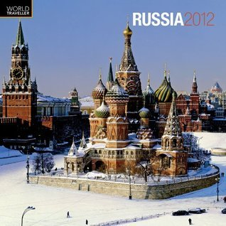 Russia 2012 Square 12x12 Wall Calendar (World Traveller)  by  NOT A BOOK