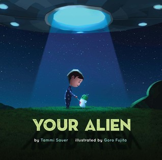 Your Alien  by  Tammi Sauer