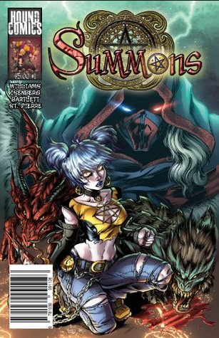 Summons #1  by  Chris Williams