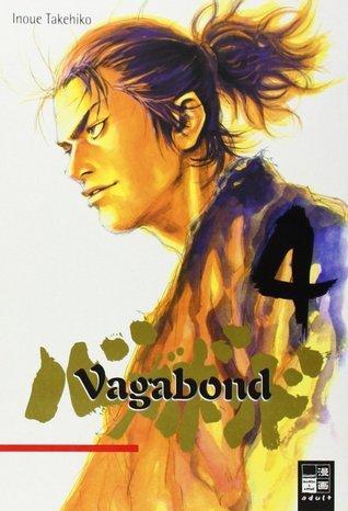 Vagabond 4  by  Takehiko Inoue