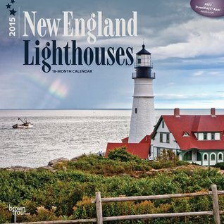 Lighthouses, New England 2015 Square 12x12 NOT A BOOK