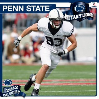 2012 PENN STATE NITTANY LIONS 12X12 WALL CALENDAR  by  Perfect Timing - Turner