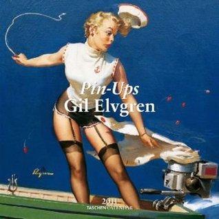 2011 Elvgren Calendar  by  Taschen
